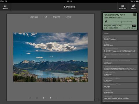 Aplikace na focení iphone