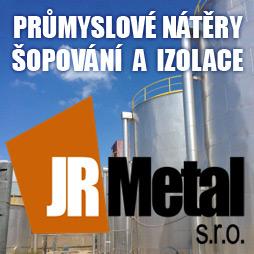 JR Metal, prumyslove natery